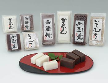 梅木商店のおすすめ和菓子